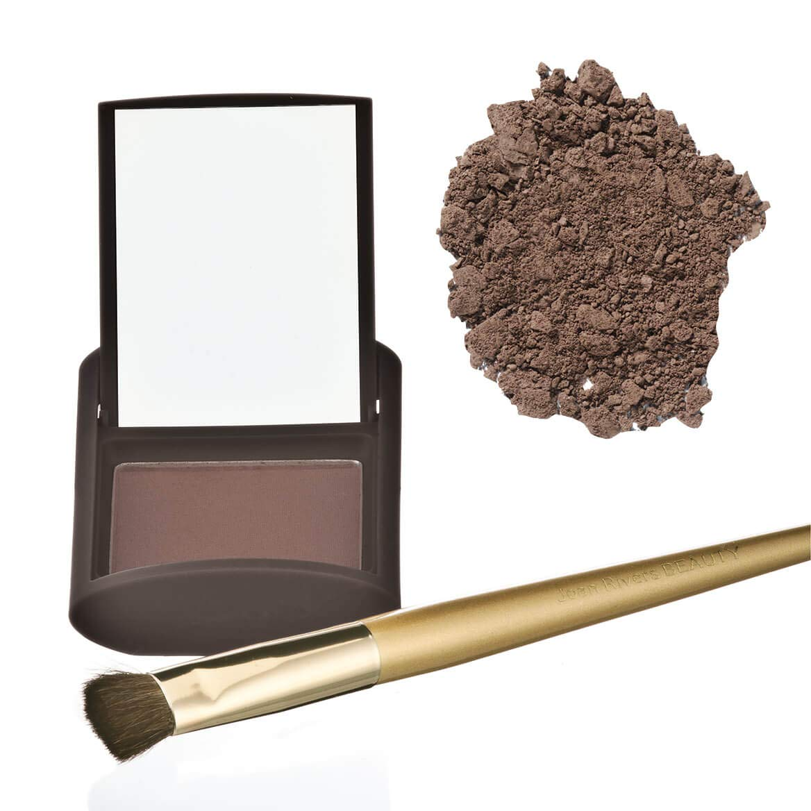 Joan Rivers Fill-In Powder and On-The-Go Compact Blonde by Fox Valley Traders (Image #3)