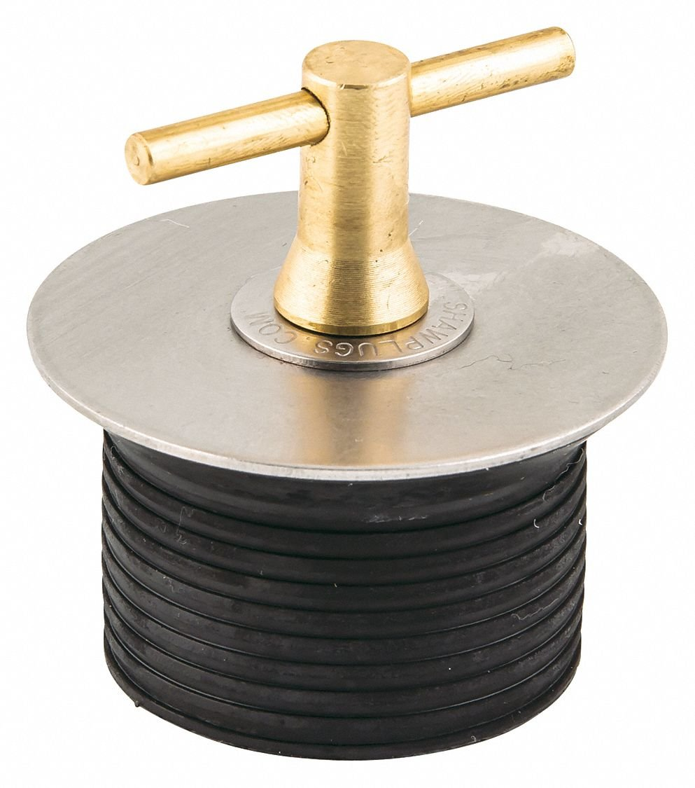 4In Turn-Tite Mech Expansion Plug