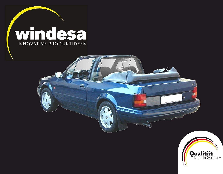 Bodi Windschott Windesa GmbH win-01-0030 Windschott Schwarz