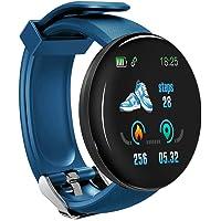 NXSI D18 Smart Horloge Fitness Tracker, 1,3 inch Fitness Tracker Kleurenscherm Waterdicht Sport Horloge,Activiteit…