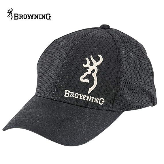 Browning Phoenix - Gorra, Color Negro: Amazon.es: Deportes y aire ...