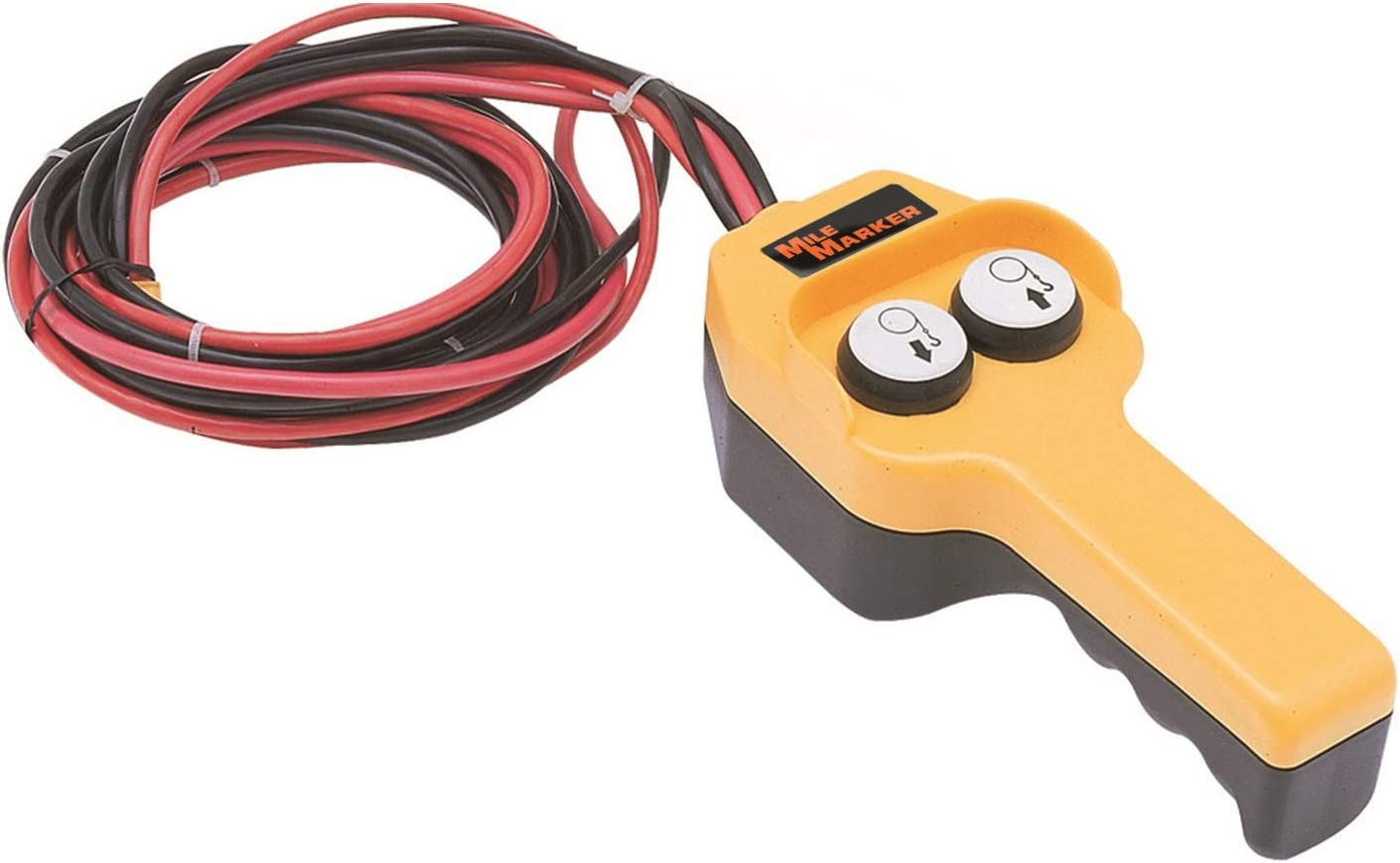 Mile Marker Yellow 76-50100-20 Winch Hand Control Assembly