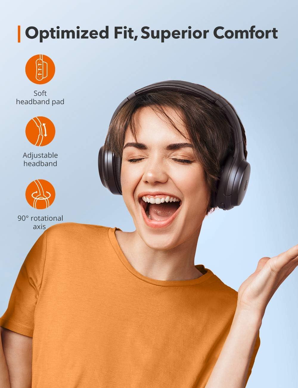 TaoTronics Hybrid -Best Noise Cancelling Headphones