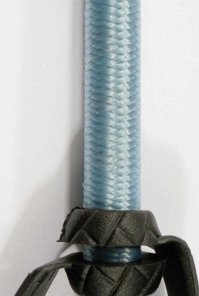 63cm blau Kunststoffgerte mit Klatsche