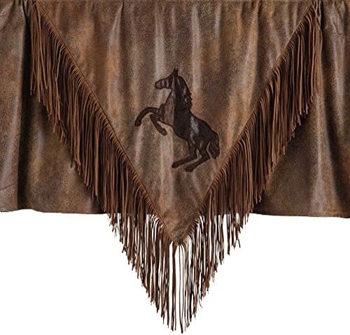Rod s Exclusive Fringed Horse Valance