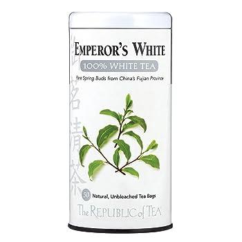 The Republic of Tea Emperor's White Tea