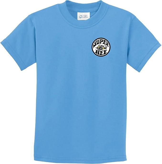 4e45dac88 Amazon.com: Buy Cool Shirts Kids Dodge Super Bee Circle Logo (Pocket ...