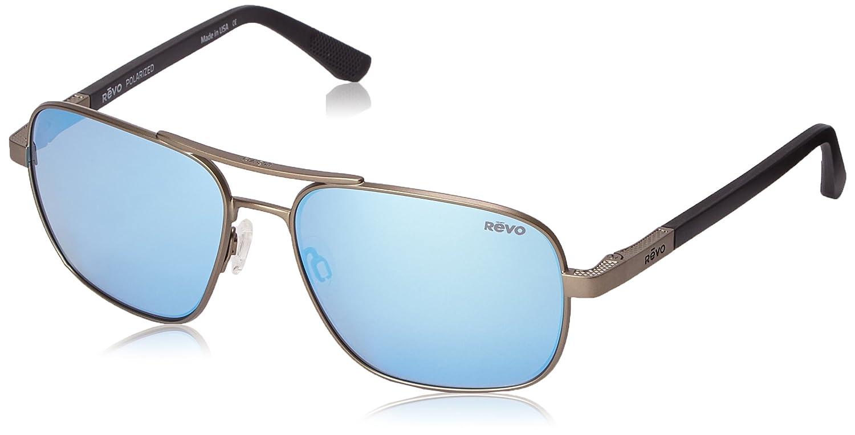 Revo Sunglasses ユニセックスアダルト Freeman  Gunmetal Frame B00O42S1KG