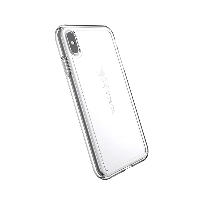 premium selection 2f578 ea0c2 Speck Products GemShell iPhone Xs Max Case, Clear/Clear