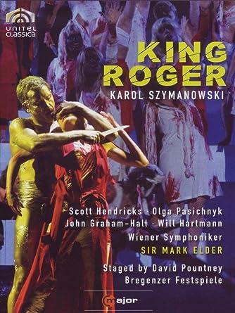 Amazon.com: Szymanowski: King Roger: Scott Hendricks, Olga ...