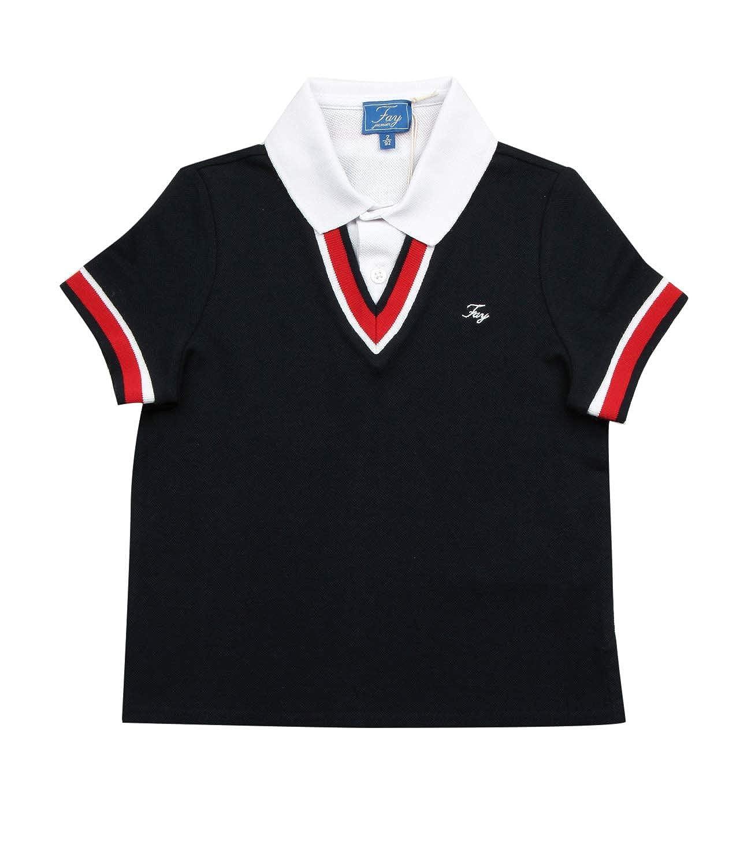Fay Junior Polo Bambino Kids Boy Mod. NDB2387710: Amazon.es: Ropa ...