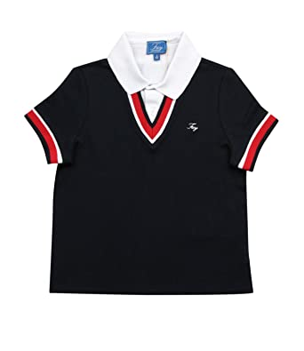Fay Junior Polo Bambino Kids Boy Mod. NDB2387710: Amazon.es: Ropa ...