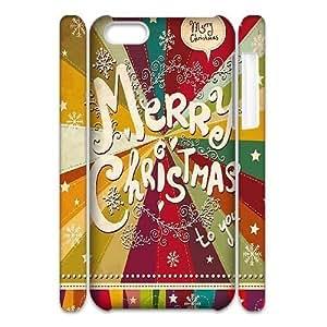 diy phone caseCustom New Case for iphone 6 plus 5.5 inch 3D, Merry Christmas Phone Case - HL-711696diy phone case