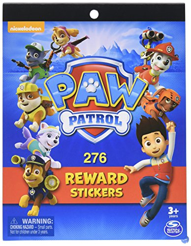Patrol Reward Sticker Books stickers product image