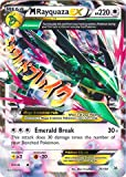 Pokemon - Mega-Rayquaza-EX (76/108) - XY Roaring Skies - Holo