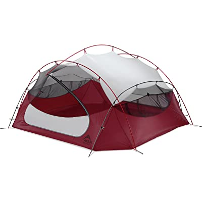 MSR Papa Hubba NX 4-Person Tent Review