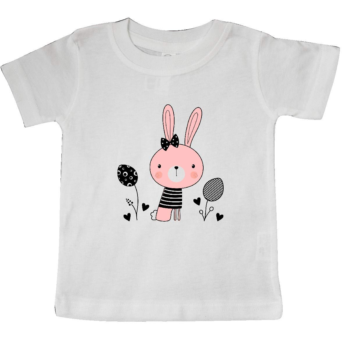 inktastic Easter Bunny Rabbit Spring Outfit Baby T-Shirt