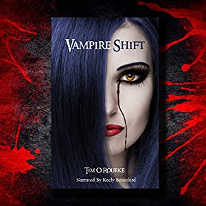 Vampire Shift Audiobook