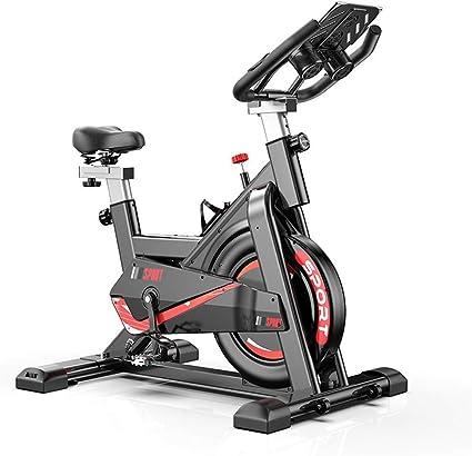 BH Bicicleta de Spinning Equipo de Gimnasio en casa Bicicleta de Ejercicio silenciosa Bicicleta Deportiva de Interior: Amazon.es: Deportes y aire libre