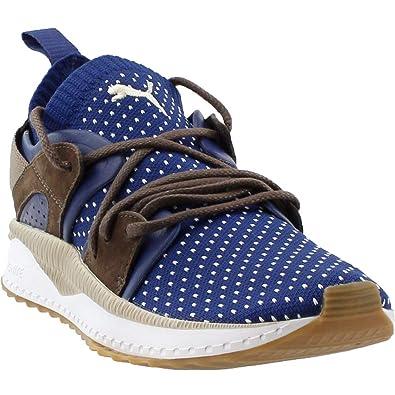 a58ae67eb86e1 PUMA Mens Tsugi Blaze Evoknit Dot Athletic & Sneakers Blue