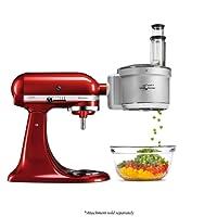 KitchenAid Accessoire Robot Ménager Argent