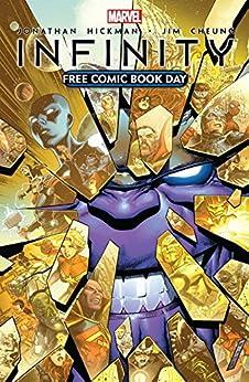 FCBD: Infinity (English Edition) por [Hickman, Jonathan, Ellis, Warren]