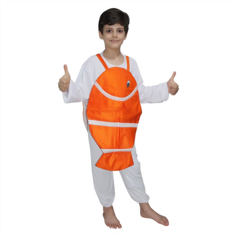 32ae1f62f Buy Kaku Fancy Dresses Nemo Fish Costume -Orange