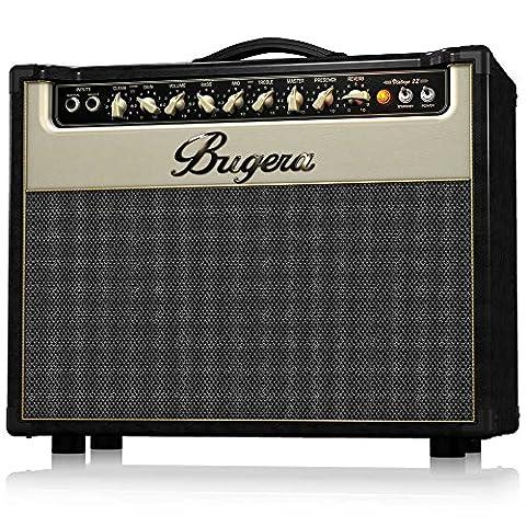 Bugera V22 22-Watt Vintage 2-Channel Valve Combo with Reverb (V Tone Behringer)