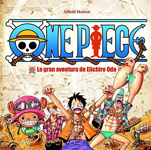 One Piece: La gran aventura de Eiichiro Oda (Manga (tebeos Dolmen))