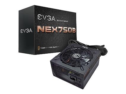 Amazon Com Evga Supernova 750 B1 80 Bronze 750w Semi Modular 5