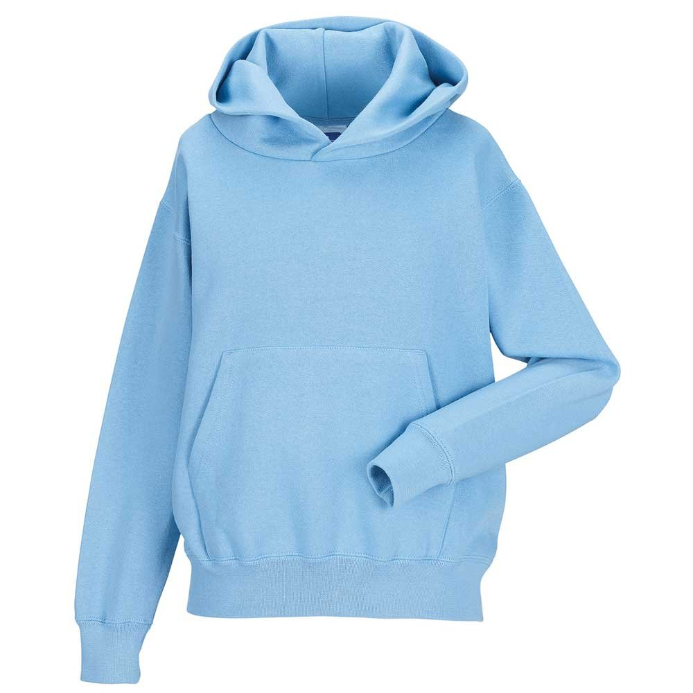 Jerzees Russell Schoolgear Boys and Girls hooded jumper