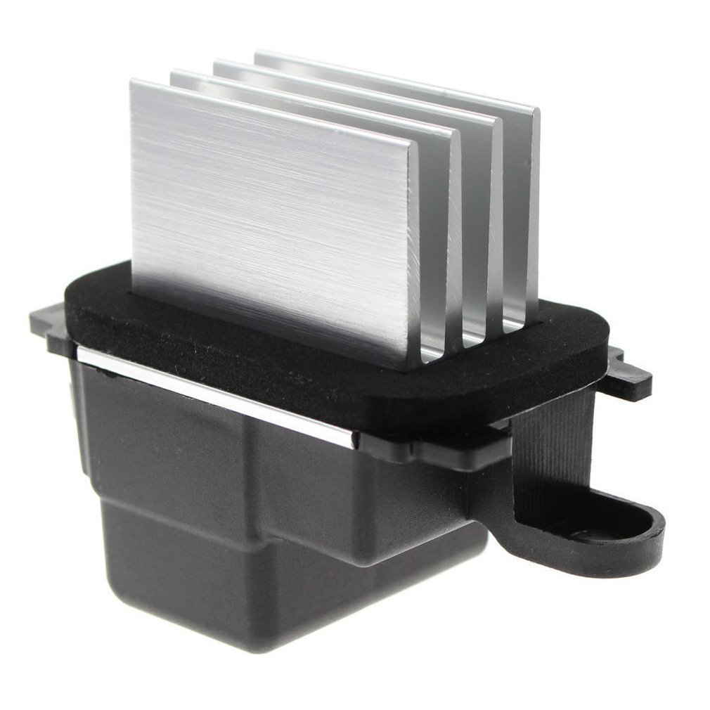 HVAC Fan Blower Motor Resistor Replace # YH-1827 5F9Z19E624AA for Ford Expedition Escape Explorer F150 Flex Freestyle Mustang Taurus Lincoln MKS MKT Navigator Mercury Mariner & more - 2 Yr Warranty