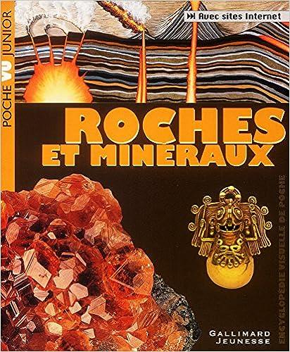 Téléchargez ebook pour mobile gratuitement Roches et minéraux en français PDF