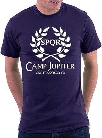 Camp Jupiter Camiseta Deportiva para Hombre Casual Slim Fit Camisetas de Manga Corta: Amazon.es: Ropa y accesorios