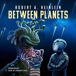 Between Planets Audiobook