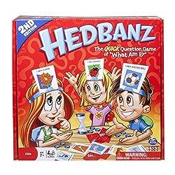 HedBanz Game - Edition may vary