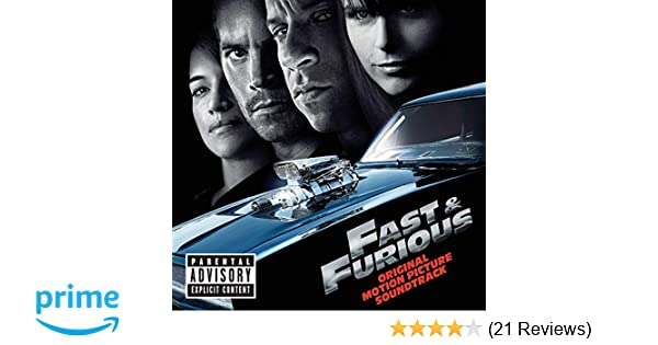 fast and furious 4 songs list download