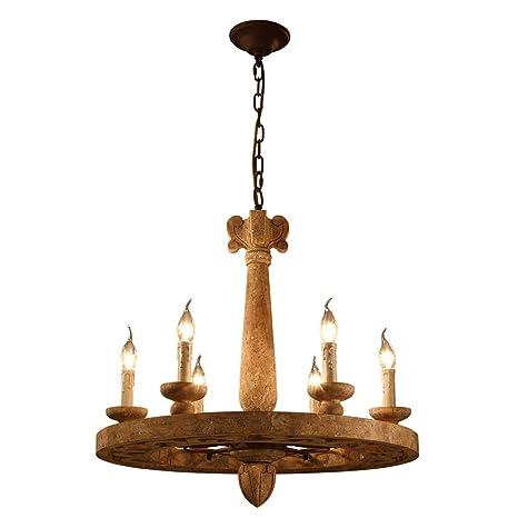 Amazon.com: GlanzLight GL-61035 - Lámpara de araña con ...
