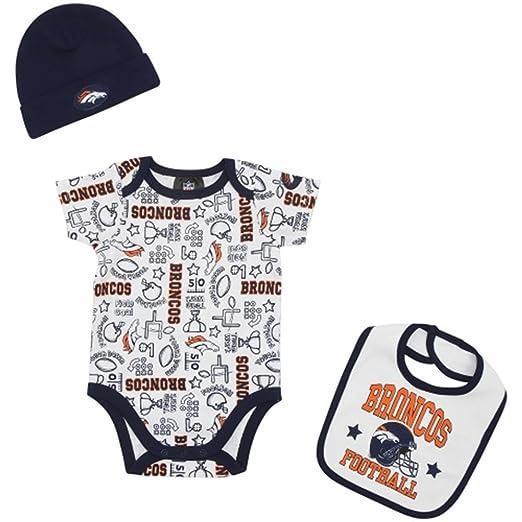 0295880b8 Amazon.com   NFL Denver Broncos Boy s Bodysuit