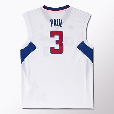 adidas - Camiseta del Equipo Clippers de la NBA de Color ...