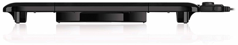 Taurus Galexia Elegance Plancha eléctrica, Negro