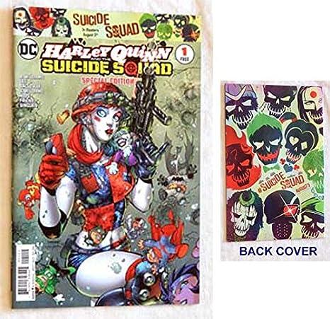 Suicide Squad Comic Book