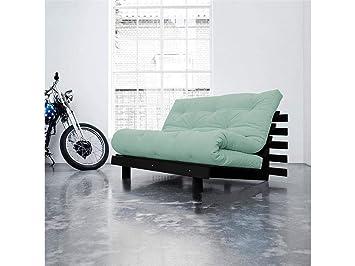 Amazon De Karup Design Futon Sofa Roots Gestell Schwarz 123111750140