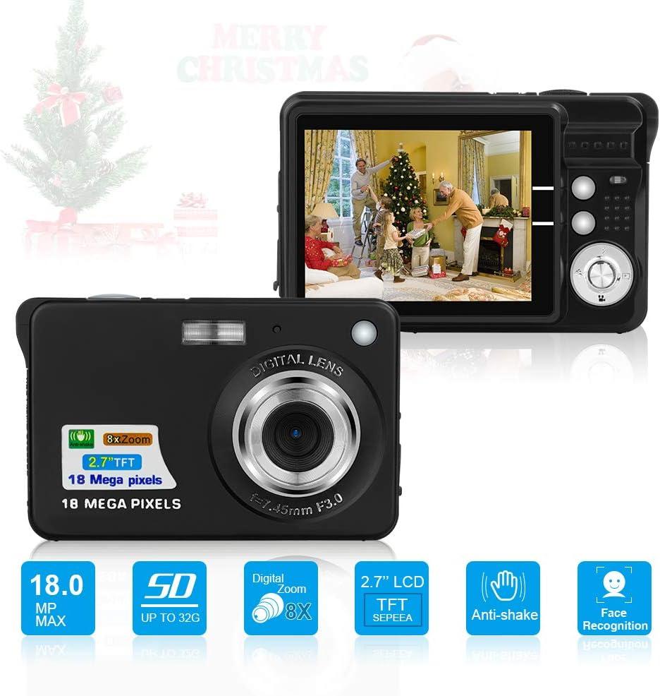 Digitalkamera Foto Kamera Digital 2 7 Zoll 18 Mp Hd Kamera