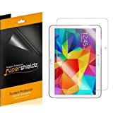 (3 Pack) Supershieldz for Samsung Galaxy Tab 4 10.1 inch Screen Protector, High Definition Clear Shield (PET)