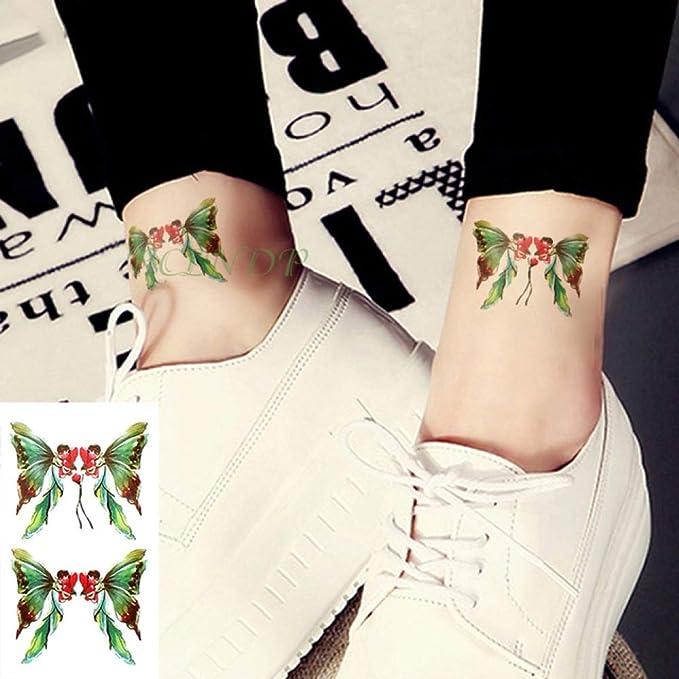 5pcs Impermeable Etiqueta engomada del Tatuaje Caballo Tatto ...