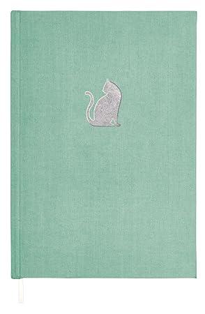 """Moses 83054 """"libri x – Libreta gato, de líneas, 256 páginas"""