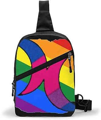 Bisexual Bolso Bandolera De Hombre Bolso Cruzada Hombre Bolsa De Pecho Sling Bag Crossbody Para Al Aire Libre Camping Ciclismo 227263607