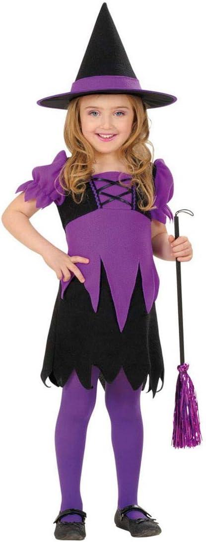 amscan D/éguisement Enfant Fille Jeune Ensorceleuse Sorci/ère Halloween