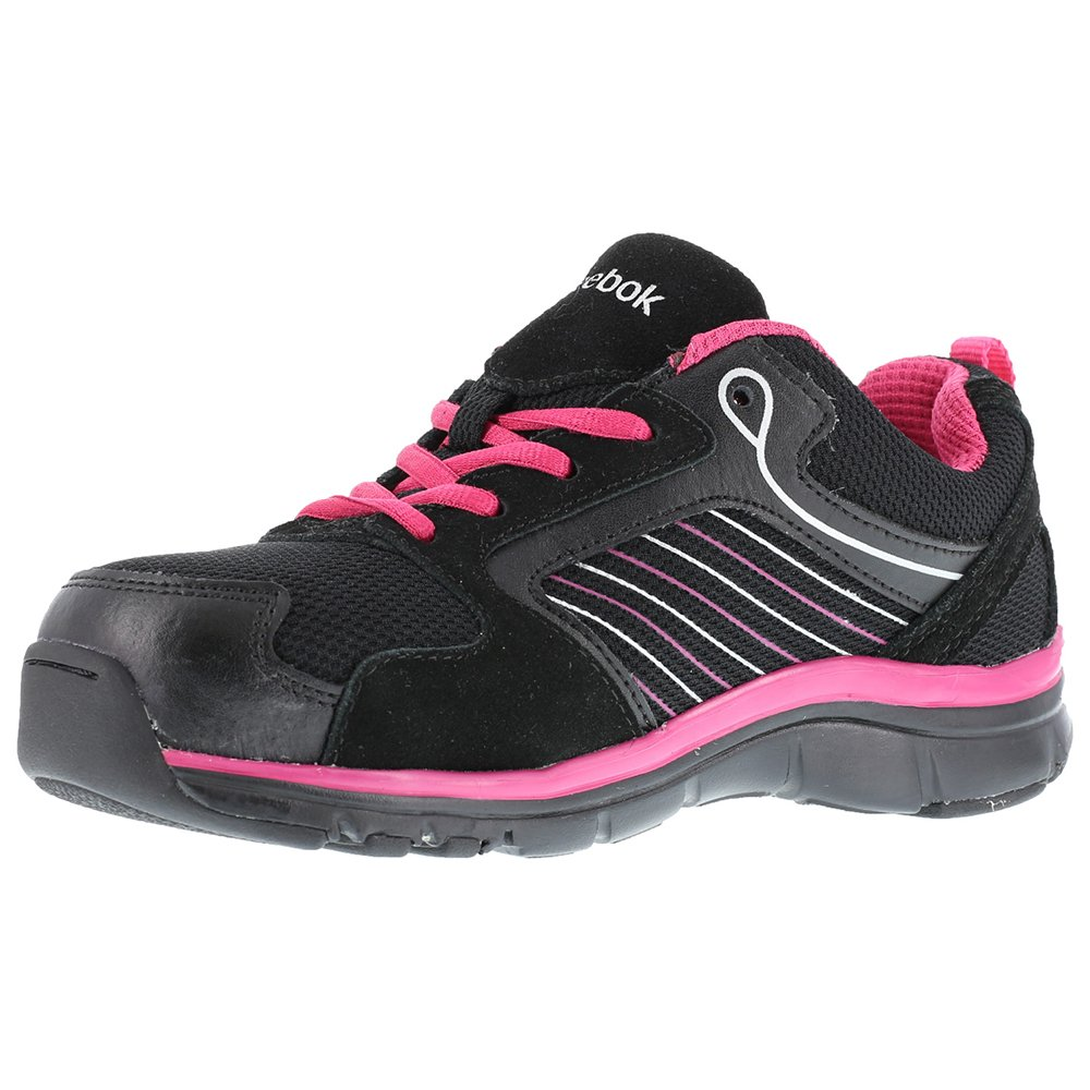 Reebok Work Womens Anomar RB454 Athletic Safety Shoe